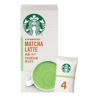 Starbucks Premium Mixes - Matcha Latte