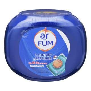 Ar Fum Laundry Capsules Detegent - Anti-Bacterial