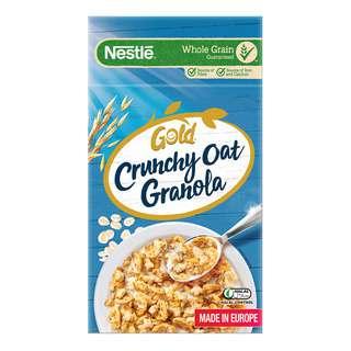 Nestle Gold Crunchy Oat Granola