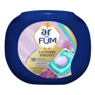 Ar Fum Laundry Capsules - Lavender Serenity