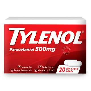 Tylenol Paracetamol
