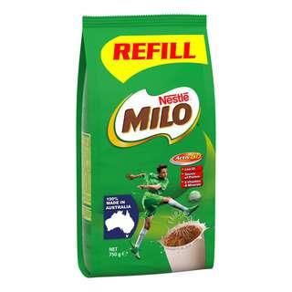 MILO AUSTRALIA REFILL 750G