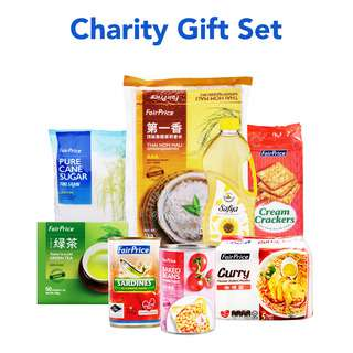 FairPrice Charity Gift Set (Packing Not Included)