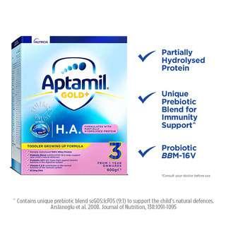Aptamil Gold+ Prosyneo HA Milk Formula - Stage 3