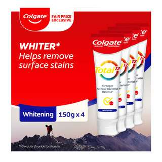 Colgate Total 12 Toothpaste - Whitening