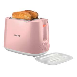 Philips Daily Collection Toaster - Pink (HD9348/58)