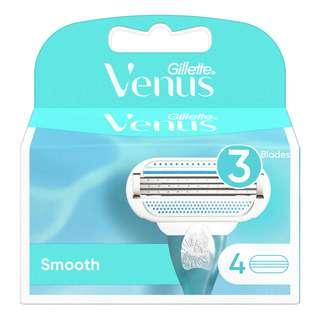 VENUS SMOOTH CARTRIDGES 4S