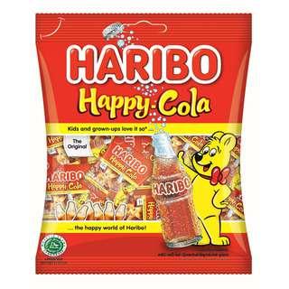 Haribo Gummy - Happy Cola