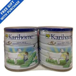 Karihome Goat Milk Growing Up Formula - Stage 3