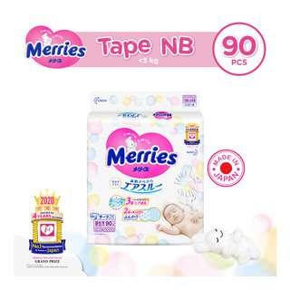 MERRIES TAPE - NEWBORN 90S