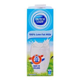 Dutch Lady 100% Low Fat Milk