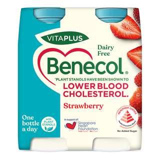 Vitaplus Benecol Juice Drink - Strawberry