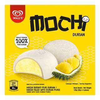 Wall's Mochi Ice Cream - Durian