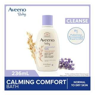 Aveeno Baby Bath - Calming Comfort