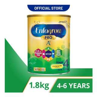 Enfagrow Pro A+ Growing Up Milk Powder Formula - Stage 4
