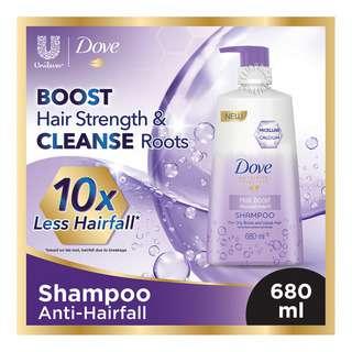 Dover Hair Boost Nourishment Shampoo - Anti-Hairfall