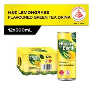 Heaven & Earth Can Drink - Lemongrass with Green Tea