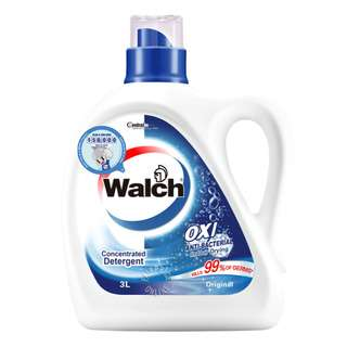 Walch Concentrated Laundry Detergent - Original