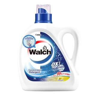 Walch Concentrated Laundry Detergent - Fresh Lemon