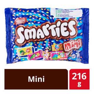 Nestle Smarties Milk Chocolate - Mini