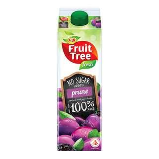 F&N Fruit Tree Fresh No Sugar Added Juice - Prune