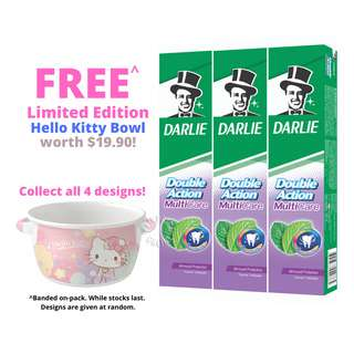 Darlie Double Action Toothpaste - Multi Care