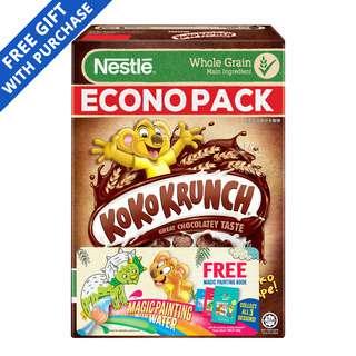 Nestle Cereal - Koko Krunch + Magic Painting Book