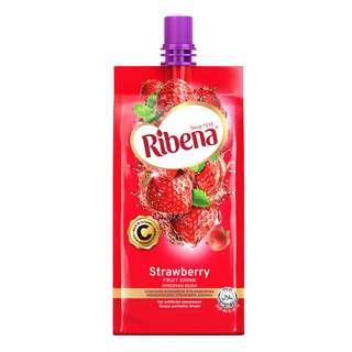Ribena Packet Fruit Drink - Strawberry
