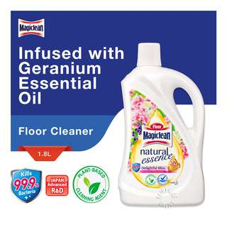 Magiclean Floor Cleaner Natural Essence - Delightful Bliss