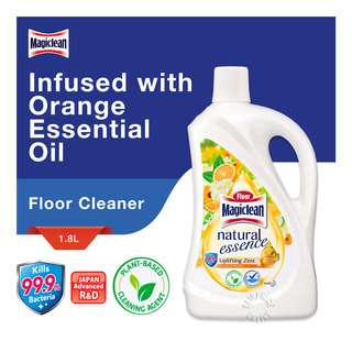 Magiclean Floor Cleaner Natural Essence - Uplifting Zest
