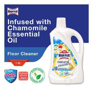 Magiclean Floor Cleaner Natural Essence - Soothing Zen