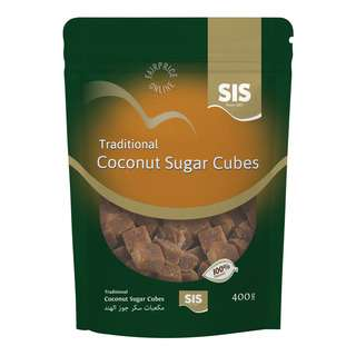 SIS Traditional Coconut Sugar Cubes