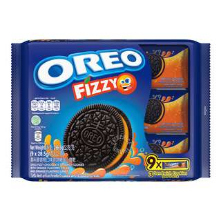 Oreo Cookie Sandiwch Biscuit - Fizzy