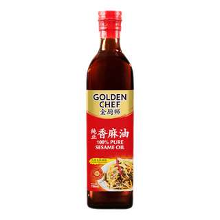 Golden Chef 100% Pure Sesame Oil