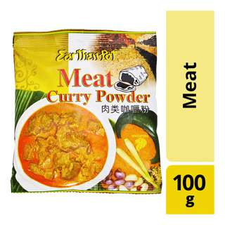 Earthenpot Curry Powder - Meat