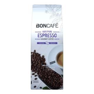 Boncafe Whole Bean Coffee - Espresso