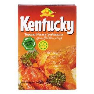 Cap Limau Kentucky All Purpose Seasoned Flour