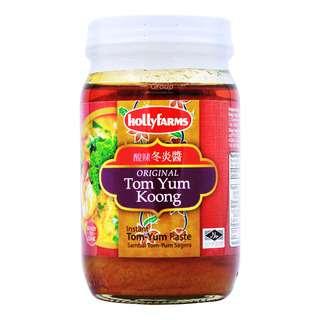Hollyfarms Instant Soup Paste - Tom Yum Koong