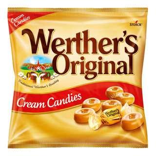 Storck Werther's Original Cream Candies - Classical