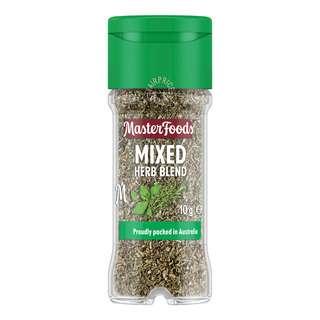 MasterFoods Herbs - Mixed Herbs