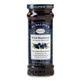 St.Dalfour Fruit Spread - Wild Blueberry