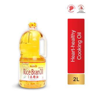 Rice Field 100% Pure Rice Bran Oil