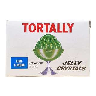 Tortally Jelly Crystals -  Lime (Green)