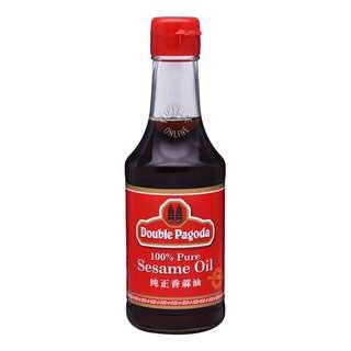 Double Pagoda Sesame Oil - Pure