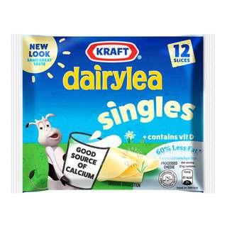 Kraft Hi-Calcium Singles Cheese - 60% Less Fat