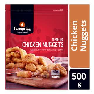 Farmpride Frozen Chicken Nuggets