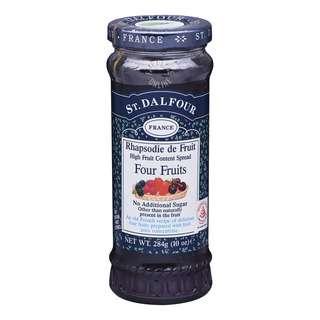 St.Dalfour Fruit Spread - Four Fruits