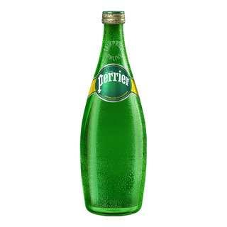 Perrier Sparkling Mineral Bottle Water - Natural
