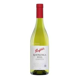 Penfolds Koonunga Hill White Wine - Chardonnay