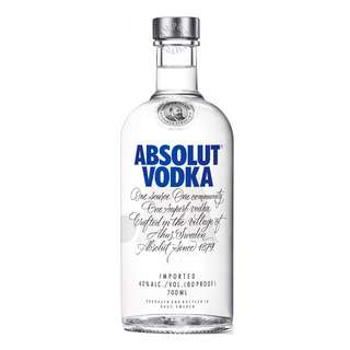 Absolut Vodka - Blue (Original)